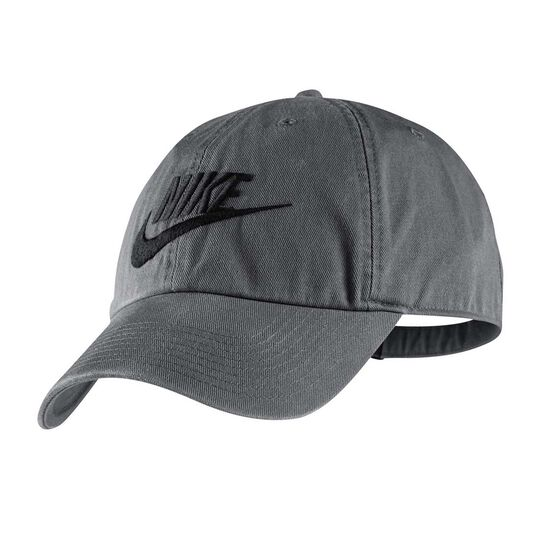 63f2d92a6ff Nike Futura Washed H86 Cap Dark Grey OSFA