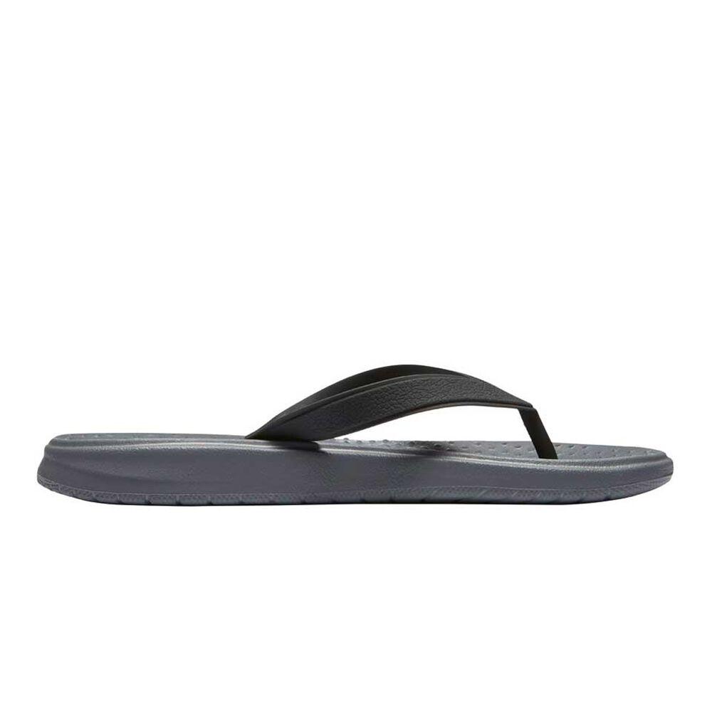 608c4d96c Nike Solay Boys Thongs Grey   Silver US 4