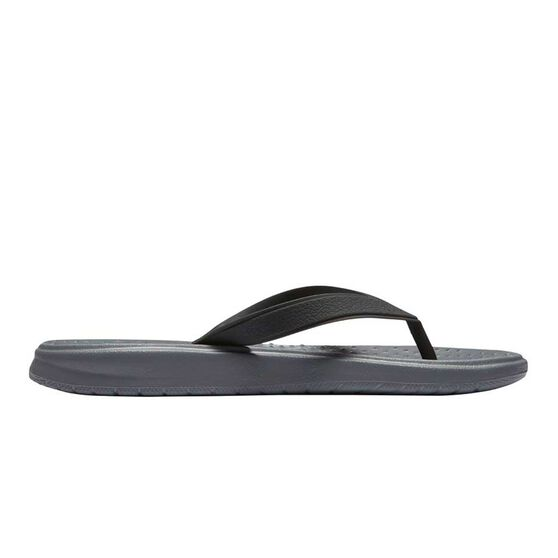 102f6e533 Nike Solay Boys Thongs Grey   Silver US 4
