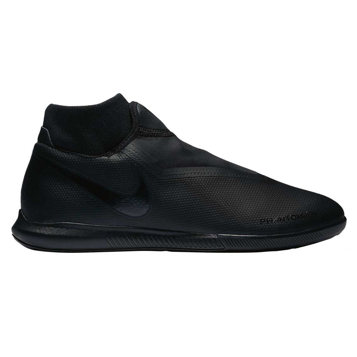 black nike indoor soccer shoes