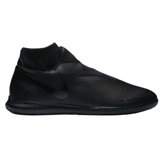Nike Phantom Visionx Academy Mens Indoor Soccer Shoes, Black, rebel_hi-res