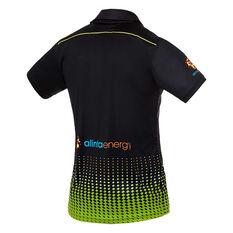 Cricket Australia 2019/20 Mens T20 Replica Shirt Black S, Black, rebel_hi-res