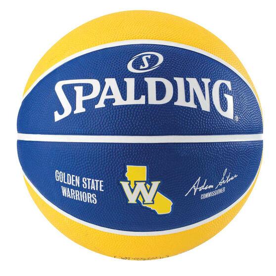 Spalding Team Series Golden State Warriors Basketball 7, , rebel_hi-res