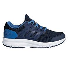 adidas Galaxy 4 Kids Running Shoes Blue/Navy US 6, Blue/Navy, rebel_hi-res