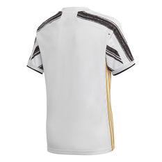 Juventus FC 2020/21 Kids Home Jersey White 8, White, rebel_hi-res