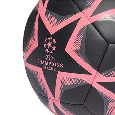 Real Madrid Finale 2020 Club Soccer Ball Black 3, Black, rebel_hi-res