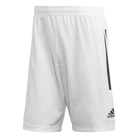 adidas Mens Shorts, White, rebel_hi-res