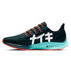 Nike Air Zoom Pegasus 36 Hakone Womens Running Shoes Black / White US 6, Black / White, rebel_hi-res