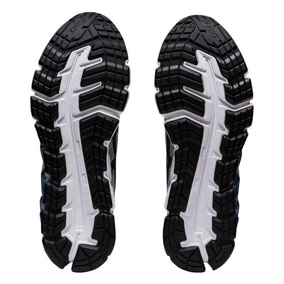 Asics GEL Quantum 180 5 Mens Training Shoes, Grey/Black, rebel_hi-res