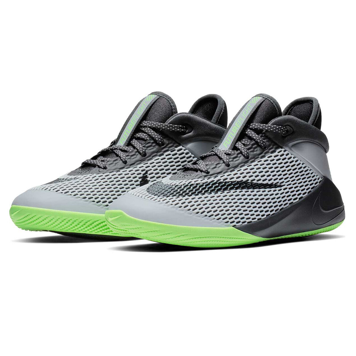 big kids nike future flight basketball shoes