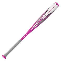 Easton Pink Sapphire Softball Bat Pink 27in, Pink, rebel_hi-res