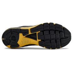 Under Armour HOVR Machina Mens Running Shoes, Black, rebel_hi-res