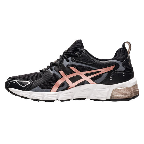 Asics GEL Quantum 180 Womens Casual Shoes, Black, rebel_hi-res