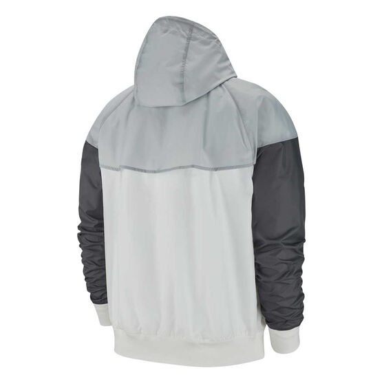 Nike Mens Sportswear Windrunner Jacket, White, rebel_hi-res