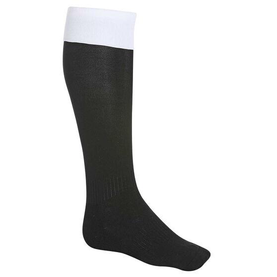 Burley Referee Football Socks US 7 - 11, , rebel_hi-res