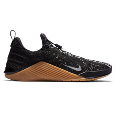 Nike React Metcon Mens Training Shoes Black/White US 7, Black/White, rebel_hi-res