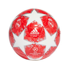 adidas Finale 18 Real Madrid Capitano Ball Red / White 5, Red / White, rebel_hi-res