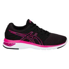 Asics Gel Moya Womens Running Shoe Black US 6, , rebel_hi-res