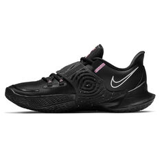 Nike Kyrie Low 3 Mens Basketball Shoes Black/Silver US 7, Black/Silver, rebel_hi-res