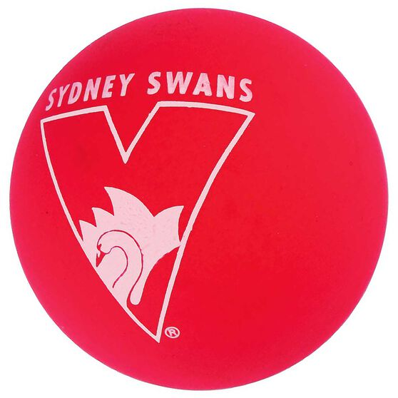 Sydney Swans High Bounce Ball, , rebel_hi-res