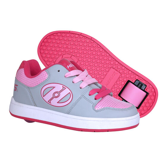 Heelys Cement 1 Shoes Pink US 6, Pink, rebel_hi-res