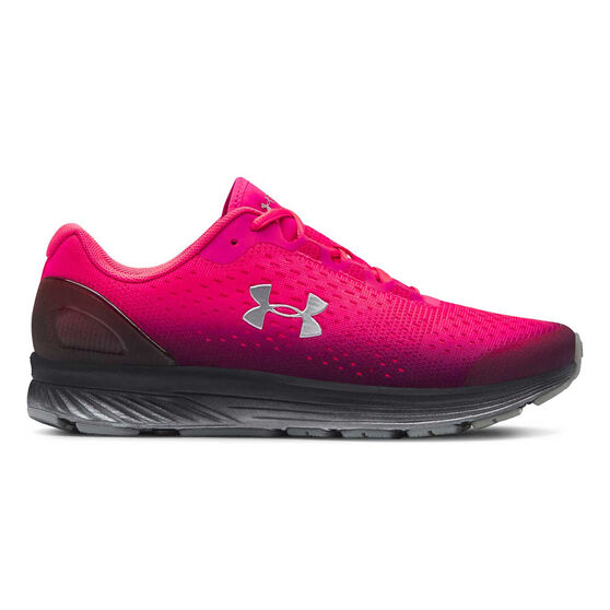 Under Armour Charged Bandit 4 Kids Running Shoes, , rebel_hi-res