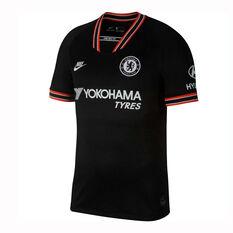 Chelsea FC 2019/20 Mens 3rd Jersey Navy S, Navy, rebel_hi-res