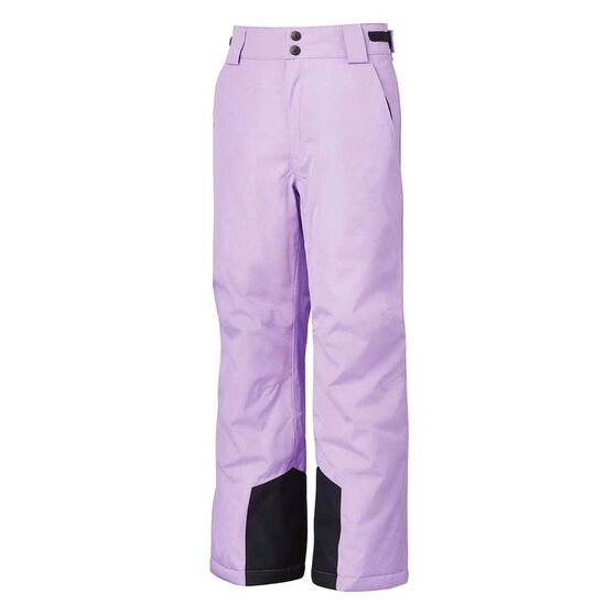 Tahwalhi Kids Kick Ski Pants, Purple, rebel_hi-res