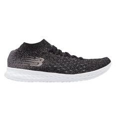 pretty nice 82db5 6e847 New Balance Zante Solas Womens Running Shoes Black  White US 6, Black   White
