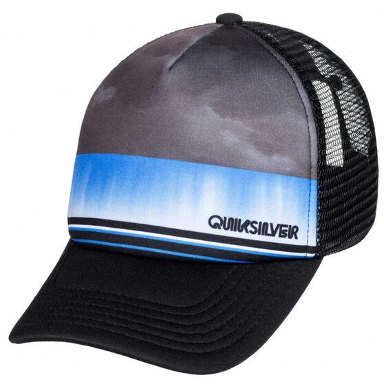 Quiksilver Toddler Slab Dripper Cap Black OSFA, , rebel_hi-res