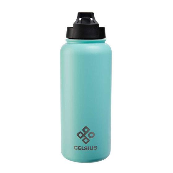 Celsius Victory 950ml Insulated Drink Bottle Mint 950ml, Mint, rebel_hi-res