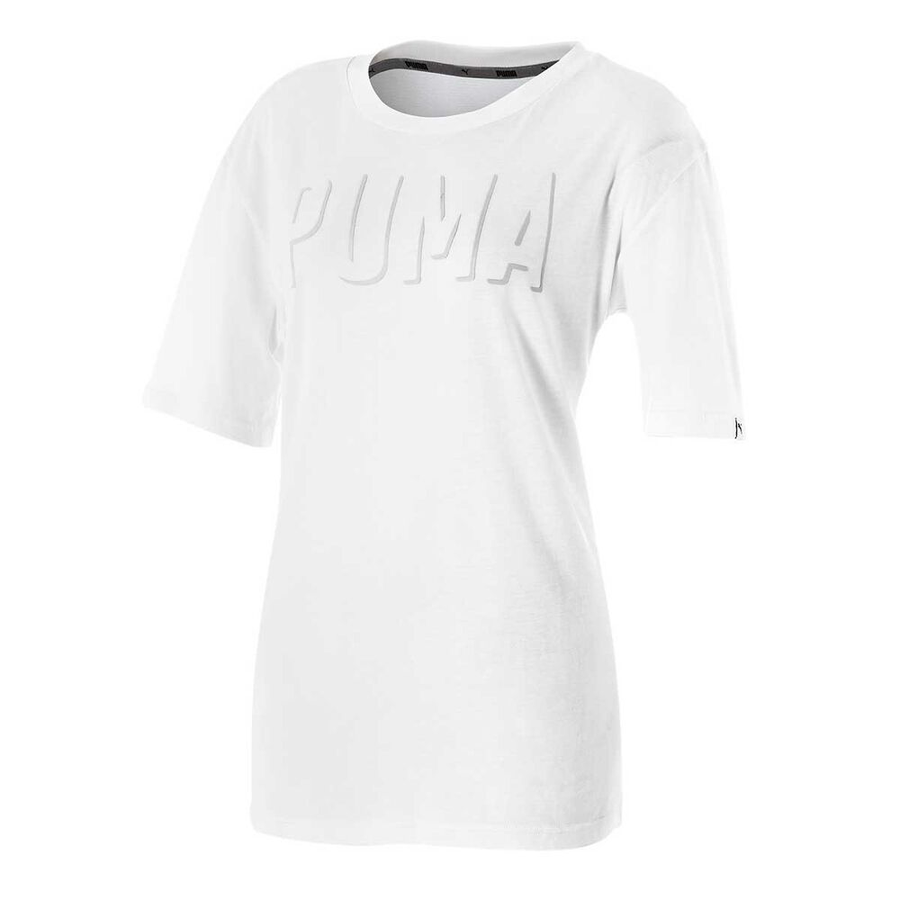 Puma Womens Fusion Elongated Tee  78ae4e8b9351