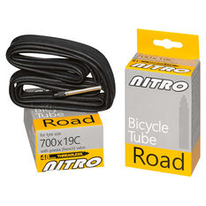 Nitro Thtreadless 700cm x 19cm FV Tube 48mm Presta Valve, , rebel_hi-res