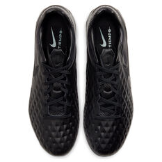 Nike Tiempo Legend VIII Pro Football Boots, Black, rebel_hi-res