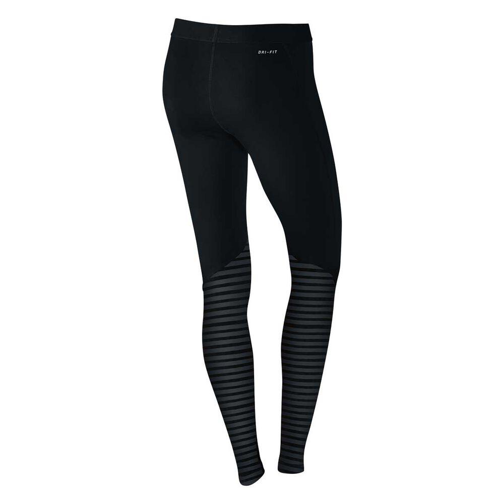 73fa9463fd5fe Nike Womens Pro Warm Tights Black / White XS, Black / White, rebel_hi-