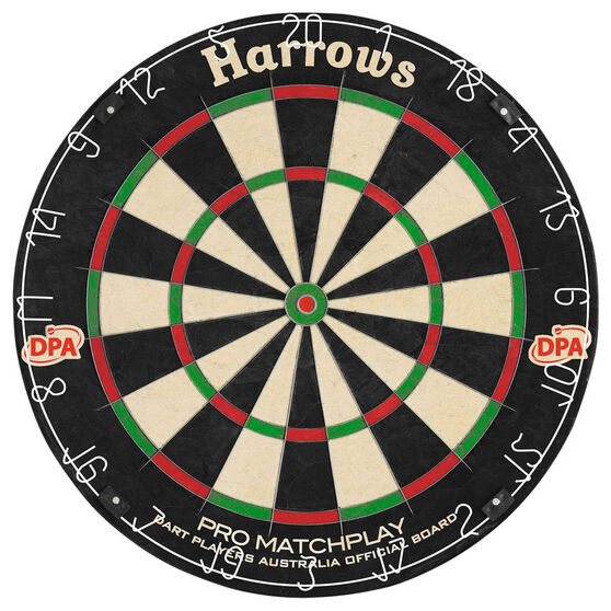 Harrows Pro Match Play Dartboard, , rebel_hi-res