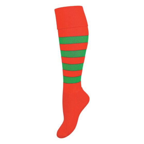 Burley South Sydney Kids Football Socks, , rebel_hi-res
