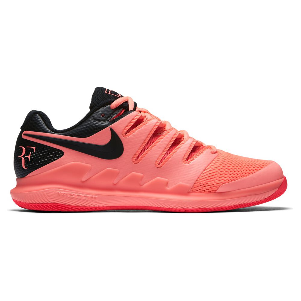 Nike Air Zoom Vapor X Mens Tennis Shoes Pink   Black US 8  0262d5b8adf