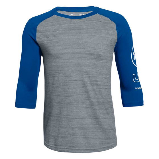 Under Armour Boys Huddle Up Utility Tee, , rebel_hi-res