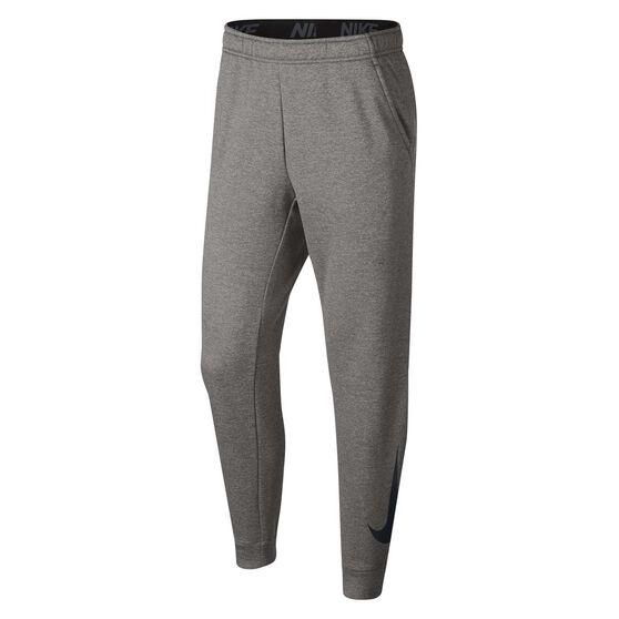 Nike Mens Therma Tapered Training Pants Dark Grey XL, Dark Grey, rebel_hi-res