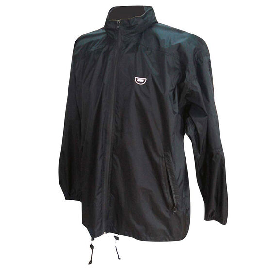 Team Stolite Explorer Wet Weather Jacket, Black, rebel_hi-res