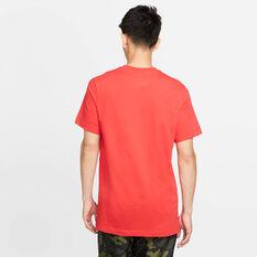 Nike Mens Sportswear Just Do It Tee, Red, rebel_hi-res