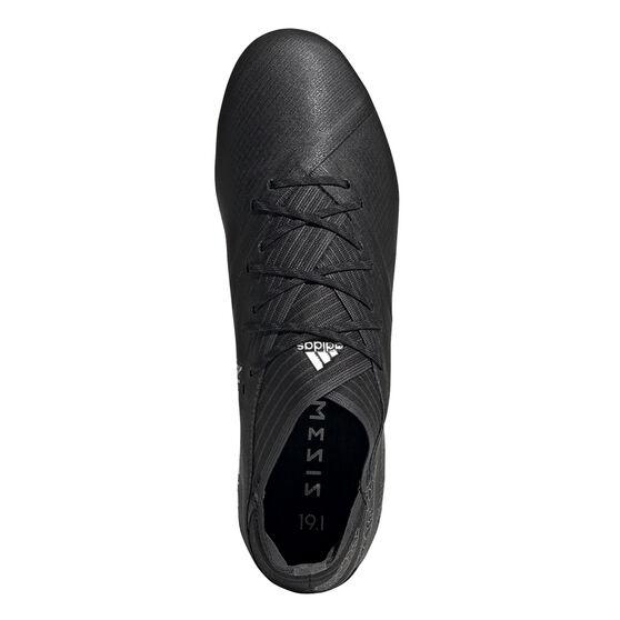 adidas Nemeziz 19.1 Football Boots, Black, rebel_hi-res