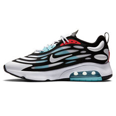 Nike Air Max Exosense Mens Casual Shoes White/Red US 6, White/Red, rebel_hi-res