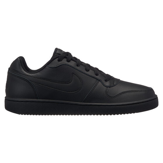 107cfd8e9c4309 Nike Ebernon Low Mens Casual Shoes, Black, rebel_hi-res