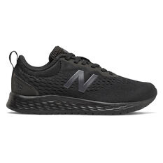 New Balance Fresh Foam Arishi Kids Training Shoes Black US 11, Black, rebel_hi-res