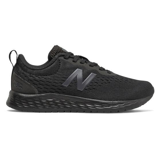 New Balance Fresh Foam Arishi Kids Training Shoes, Black, rebel_hi-res