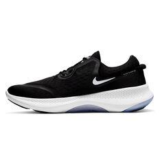 Nike Joyride Dual Run Mens Running Shoes Black / White US 7, Black / White, rebel_hi-res