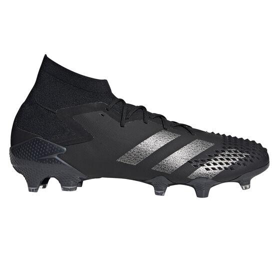 adidas Predator 20.1 Football Boots, Black, rebel_hi-res