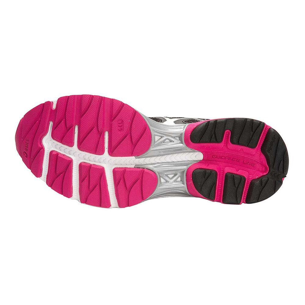 6f44cd9ae Asics Gel Pulse 8 Womens Running Shoes Black   Silver US 6